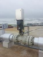 KTC Sicherheitsstellantrieb für Erdgaslager Jemgum