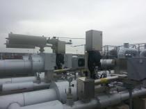 Kompakte hydraulischer Sicherheits-Stellantriebe von KTC Systemtechnik