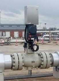 Kompakter hydraulischer Sicherheits-Stellantrieb von KTC Systemtechnik